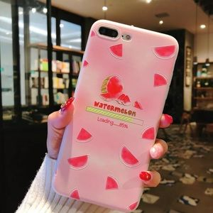Pink Watermelon IPhone X/XS Case